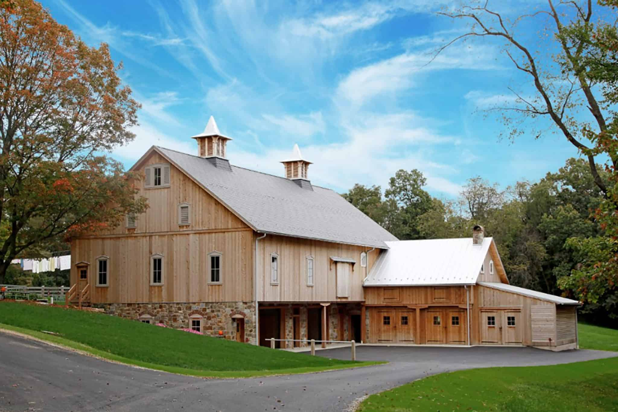 Bank Barn | B&D Builders