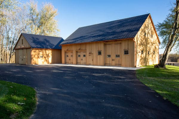 Custom Barn Project